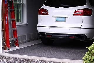 New Pig Parking Mat for Garage Floor - Oil Spill Mat, Absorbent Oil Mat, Protect Surfaces and Keep Garage Floors Clean, 50' L x 36