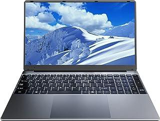 Ordenador portátil KUU A10, 15.6 Pulgadas FHD 1920 * 1080P Pantalla IPS Ordenador portátil Intel Celeron J4125 hasta 2.7GH...