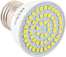 Led bulbs, YWXLIGHT, E27 54LED 5W 2835SMD 400-500Lm 4000-4500K Natural White LED Spotlight AC 110-130V 1PCS led lights
