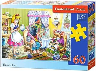 Castorland Thumbelina Classic Jigsaw (60-Piece)