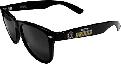 Siskiyou NHL Boston Bruins Adult Beachfarer Sunglasses, Black