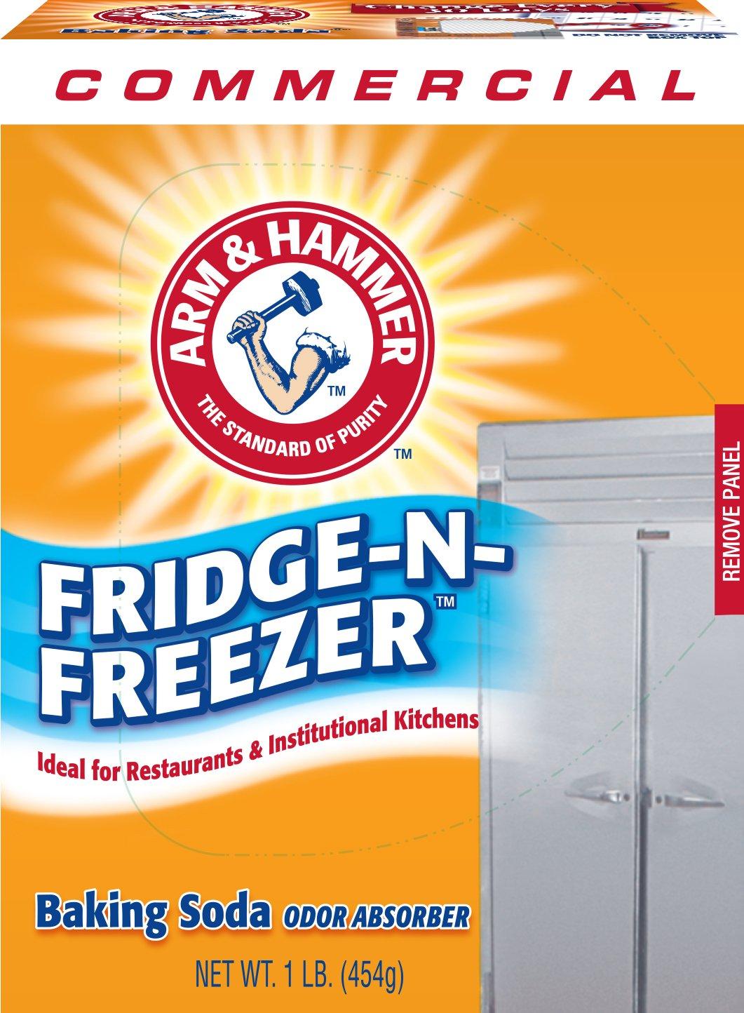 OFFicial Arm Hammer 3320084011CT Fridge-N-Freezer Baking Pack Soda SALENEW very popular! Uns