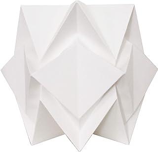 Lámpara de mesa de origami de papel original - M