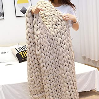 Best cable knit queen blanket Reviews