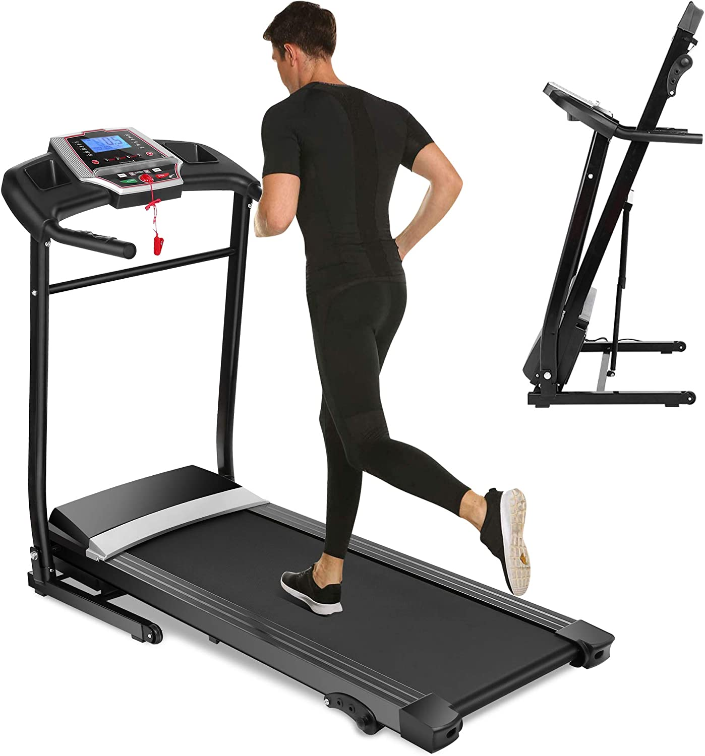New Folding Electric Treadmill Power Jogging Fitness Running famous Tr favorite
