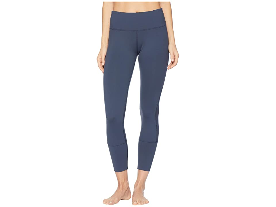 Lorna Jane Luster Core Ankle Biter Tights (Canyon) Women