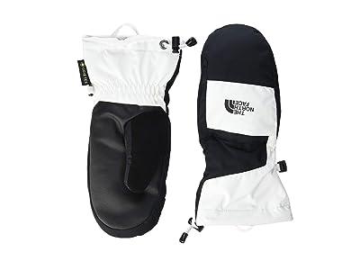 The North Face Kids Montana Gore-Tex(r) Mitt (Little Kids/Big Kids) (TNF White) Ski Gloves