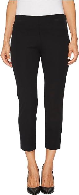 Petite Stretch Twill Skinny Crop Pants
