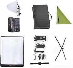 Falcon Eyes Bi-Color RX-18TD Kit Bi-Color Flexible LED Photo Light + RX-18OB Extended Softbox + RX-18SBHC Honeycomb Grid S...