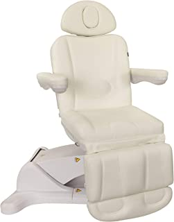 Medi Spa Exam, Facial and Procedure Chair w. Swivel (Ivory)
