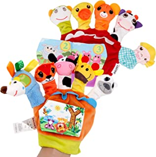 Best glove and finger puppets Reviews