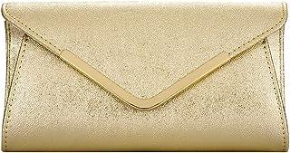 Womens Evening Clutch Bridal Prom Handbag shoulder bag Wedding Purse Party Bag