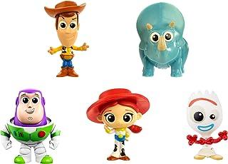 Toy Story Disney Pixar 4 Minis 5 Pack [Amazon Exclusive], Multi
