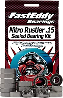 Traxxas Nitro Rustler .15 Sealed Bearing Kit