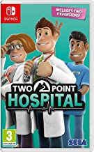 Sega Two Point Hospital For Nintendo switch