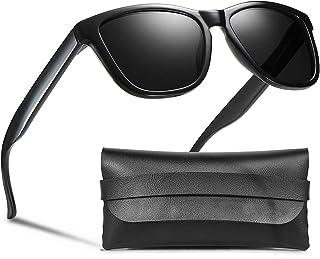 نظارات شمسية مستقطبة للرجال والنساء، نظارة بعدسات مرآه ملونة