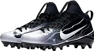 Nike Field General 3 Elite TD Mens Football Cleats 14 D(M) US White/Black