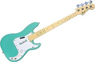 Xbox 360 Rock Band 3 Wireless Fender Precision Bass Controller - Seafoam Green