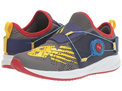 New Balance Kids FuelCore Reveal (Big Kid) (Castlerock/Vision Blue) Boys Shoes