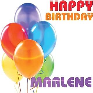 Best happy birthday marlene Reviews