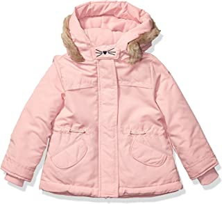 Osh Kosh Baby Girls Pretty Cool Parka Jacket