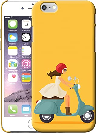 BookMyCase Girl Ride Design Printed Back Case Cover for Apple iPhone 6 / 6S