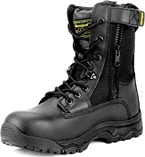 Men's Escalade Tactical Boots Black