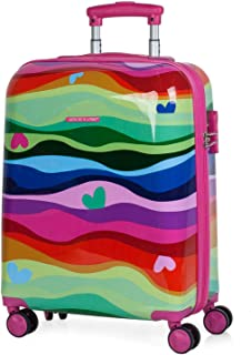 Olas Hand Luggage, 55 cm, 40 liters, Turquoise (Fucsia)