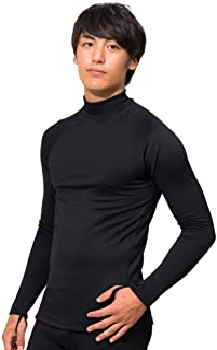 FELLOW 保温インナー エアーヒート 裏起毛 長袖 ロングスリーブ サーフィン 防寒 ウェットスーツ セミドライスーツ インナー SUP ダイビング 日本規格