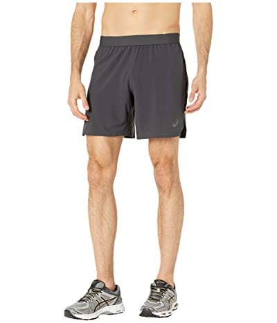 ASICS Road 7 Shorts (Graphite Grey) Men