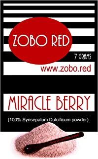 Miracle Berry powder - 23 servings – Organically grown in USA