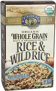 Organic Whole Grain Original Wild Rice 6 Ounces (Case of 6)