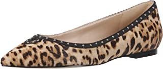 4af3697474c0 FREE Shipping on eligible orders. Sam Edelman Womens Rini Calf Hair Pointed  Toe Slide Flats