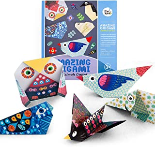 JarMelo Amazing Origami Series Animal United