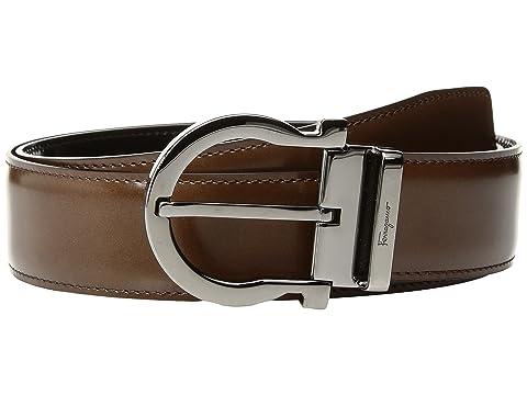 Salvatore Ferragamo Single Gancini Basic Belt - 679781