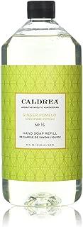 Caldrea - 手肥皂替换物姜柚 - 32盎司