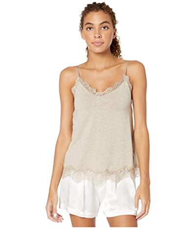 P.J. Salvage Modal Basic Cami (Taupe) Women