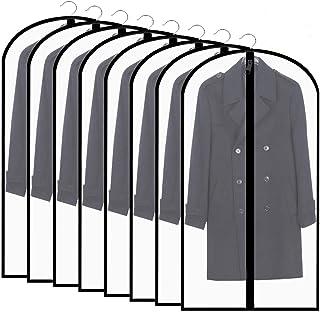 STARVAST 8 Pcs Housses de Vêtements - Housse Rangement Vetements pour Anti-poussière, étanche, Anti-Mites, l'humidité - Ho...