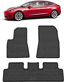 Best tesla model x 5 seater floor mats Reviews