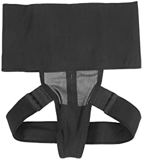 ヒップパンツ 美容股関節インテンショファイアーパンツスリムボディシャツ 腰ウエスト 包帯 ハイウエスト ベリーパンツ シンプルな尻リフトシェイパーコントロール女性のパンティー (XL)