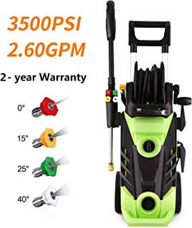 Amazon com: 2 to 2 4 GPM - Pressure Washers / Outdoor Power