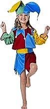 Costumizate! Disfraz de bufon Talla 1-3 Especial para ninos