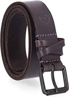 Timberland Women's Casual Leather Belt for Jeans