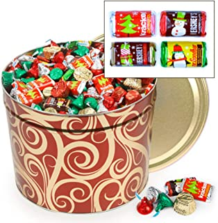 Best holiday swirl gift tin Reviews