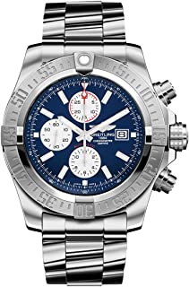 Breitling Super Avenger Men's Chronograph Watch - A1337111-C871-168A