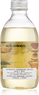 Davines Authentic Cleansing Nectar Hair and Body Oil Shampoo by Davines for Unisex - 9.47 oz Shampoo, 284.10000000000002 milliliters