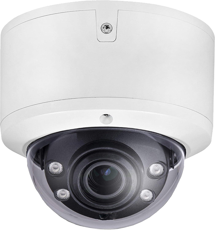 Urban Security Group 1080P 2MP 960H High Definition Dome Security Camera : 2.8-12mm Vari-Focal Lens, IR LEDs : HD-SDI, EX-SDI, HD-TVI, HD-CVI, AHD, Analog CVBS BNC CCTV Format