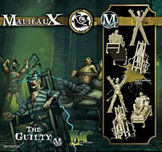 Malifaux: Outcasts - The Guilty (3)