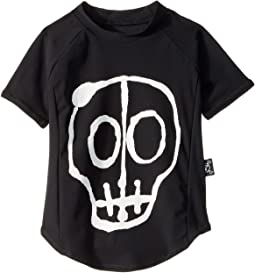 Nununu - Skull Mask Rashguard (Infant/Toddler/Little Kids)