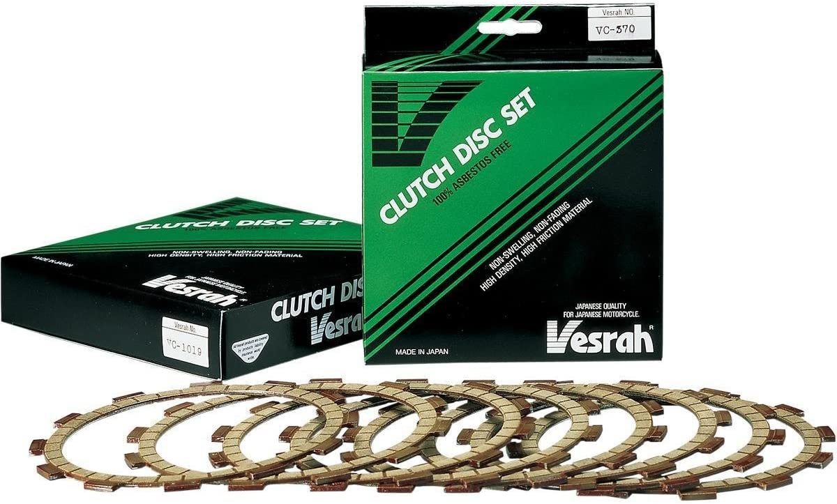 Vesrah Racing Clutch Disc Set Popular brand in the world specialty shop
